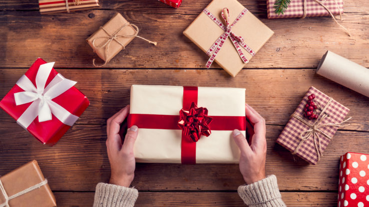 Fancy Christmas Gifts Delivered Online